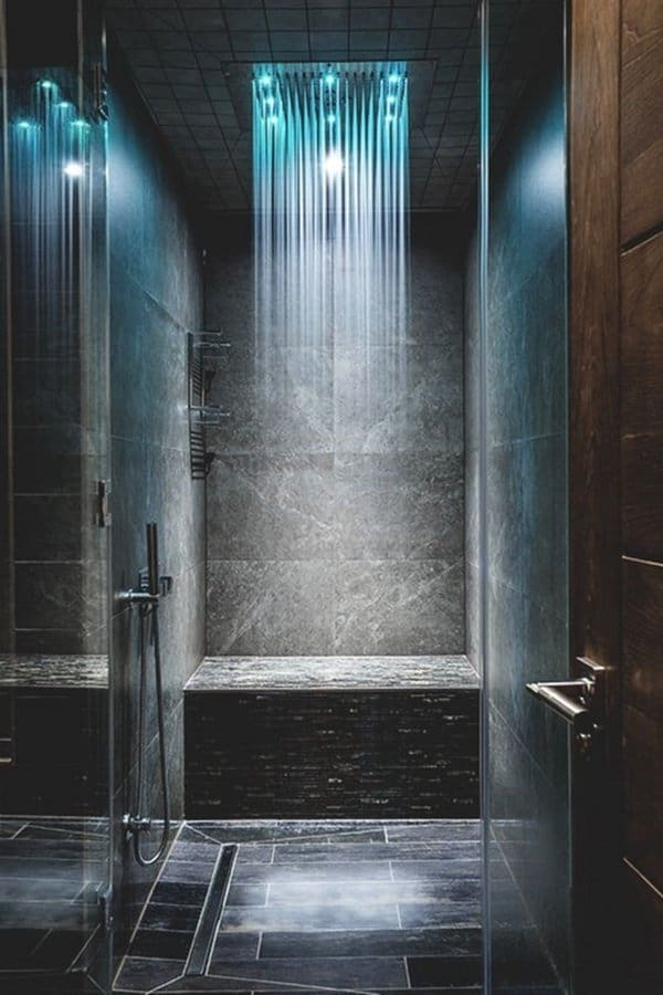 LED-rain-shower-head-bathroom-ideas-walk-in-shower